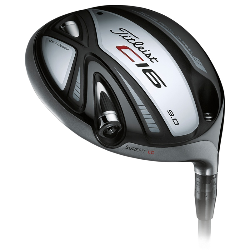 Titleist C16 Driver Review | Golf Central